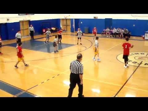 Rye Brook Sports Gray vs Rye Brook Red