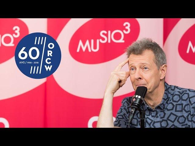 L'ORCW fête ses 60 ans avec ses Directeurs musicaux - MUSIQ3, La Matinale, Pascale Goffaux