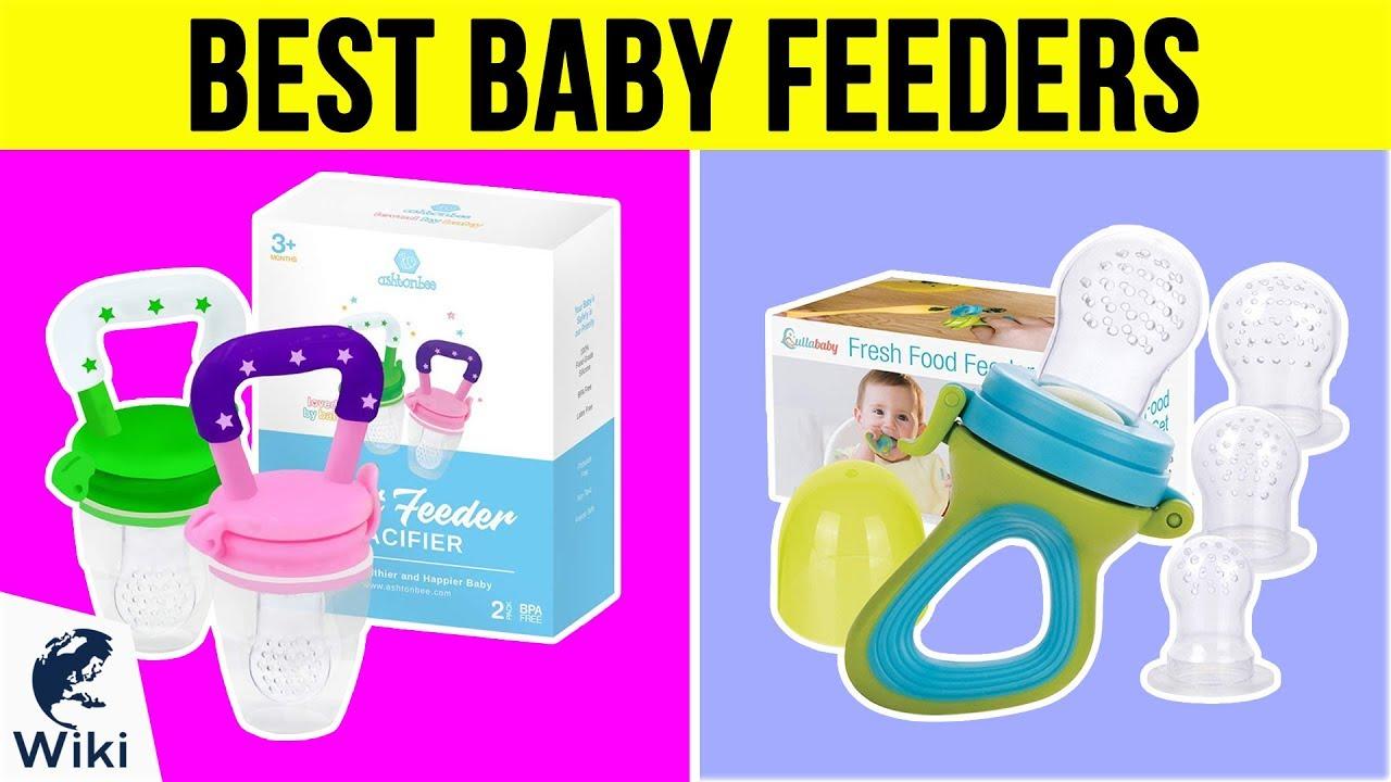 10 Best Baby Feeders 2019