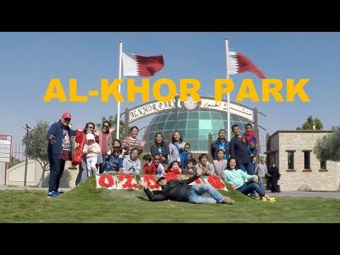 KKI Qatar - Visit Al-Khor Park