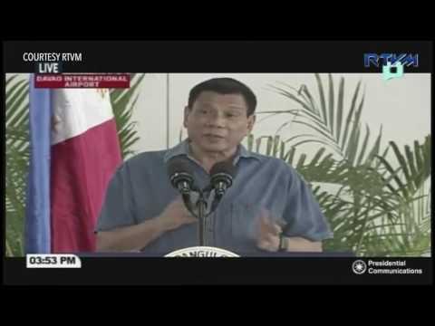 Duterte ready to sign smoking ban EO