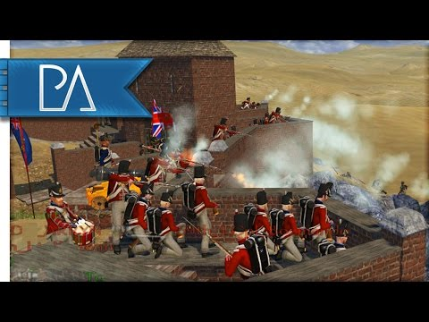 HUGE NAPOLEONIC SIEGE - Mount and Blade: Napoleonic Wars Gameplay