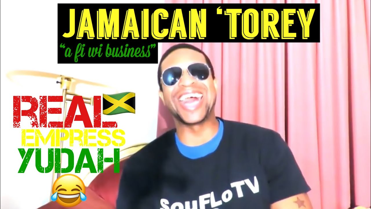 JAMAICAN 'TOREY - Vloggers war Souflo Tv CV DMR News | JA Radio Tv Whiz name call up