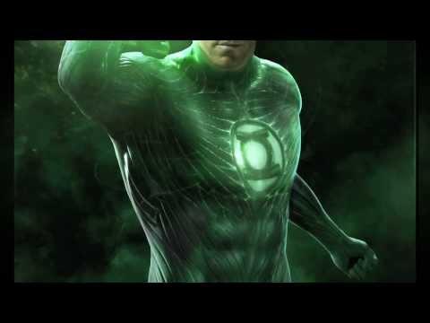 Green Lantern Featurette - The Suit