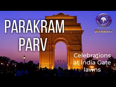 'Parakram Parv' Celebrations At India Gate Lawns