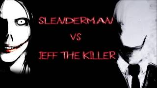 JEFF THE KILLER VS SLENDERMAN (Instrumental)|Zarcort & Cyclo|