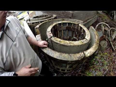 30 ти метровый монолитный колодец под домом. Сколько стоит , и как сделано без регистрации и смс