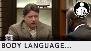 Body Language: The Donald Trump Prophecy of Mark Taylor