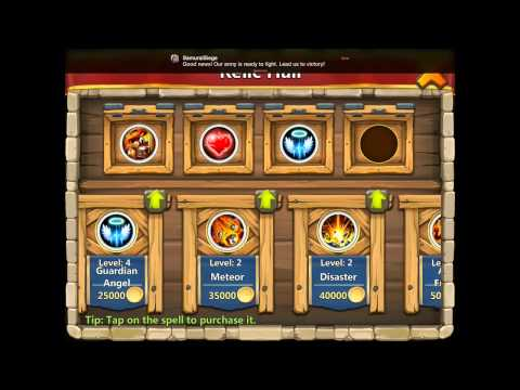 Castle Clash - Quest Board