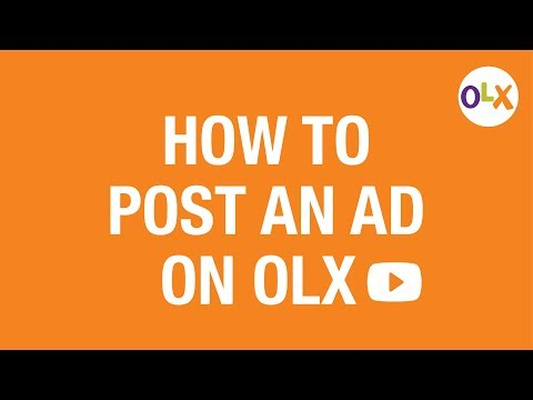 How to post an ad on OLX? thumbnail
