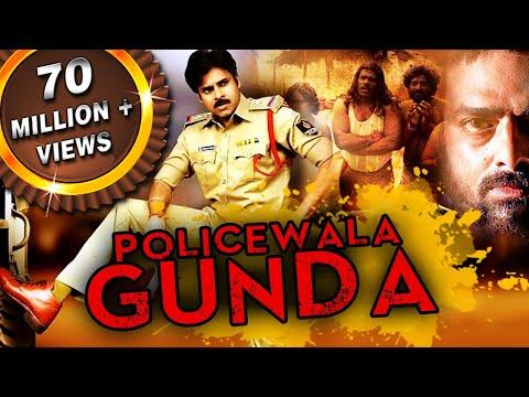 Policewala Gunda (Gabbar Singh) Hindi Dubbed Full Movie | Pawan Kalyan, Shruti Haasan
