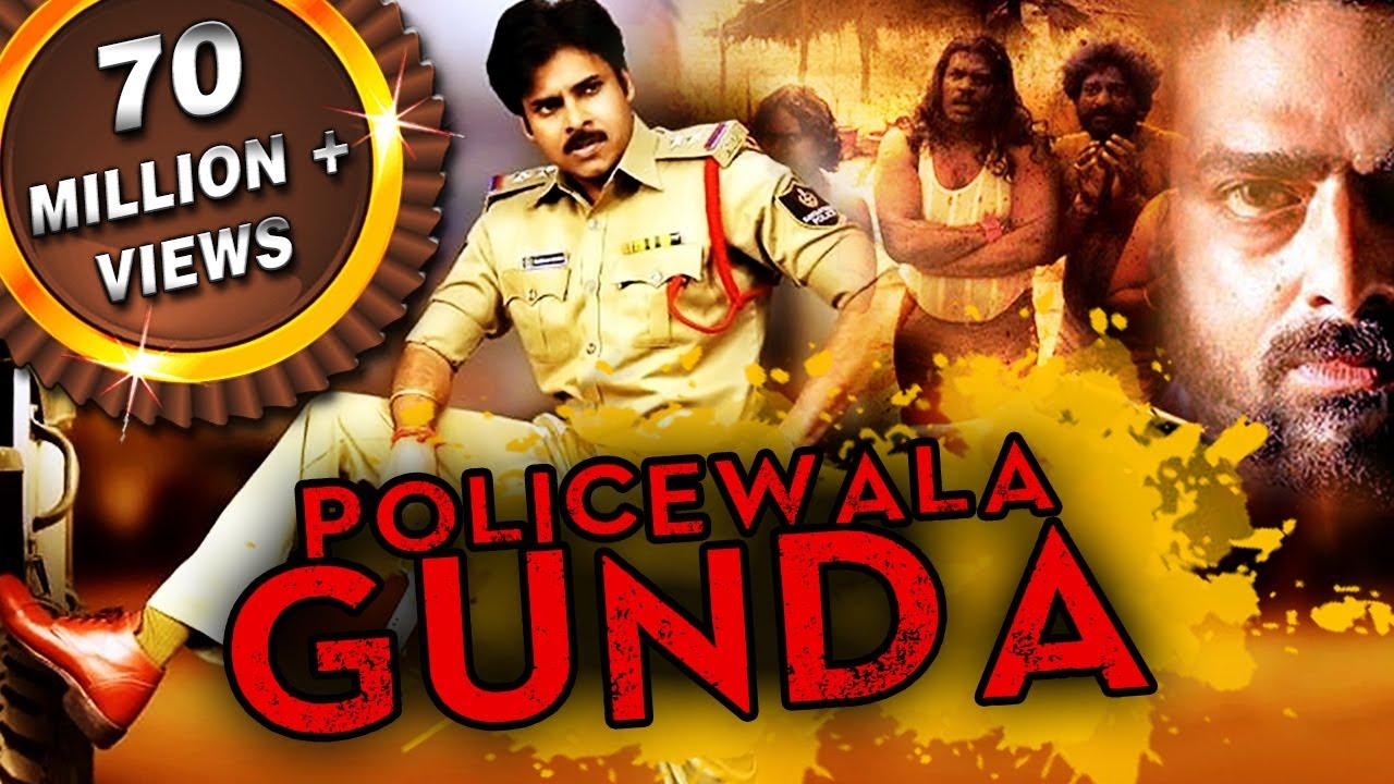 Download Policewala Gunda (Gabbar Singh) Hindi Dubbed Full Movie | Pawan Kalyan, Shruti Haasan