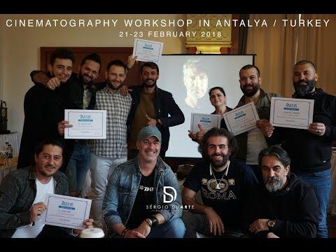 Antalya Workshop Clip 2018