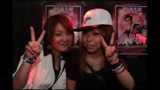 6/15 マーキー八戸で開催された「JUMP OFF」パーティースナップ http://...