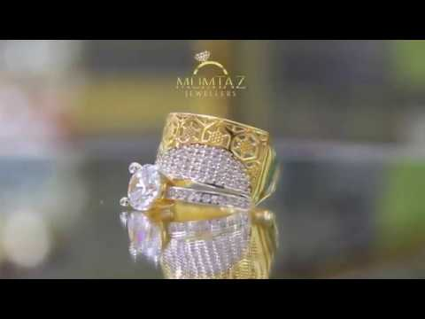 Latest gold RINGS designs Collection From MUMTAZ JEWELLERS UK
