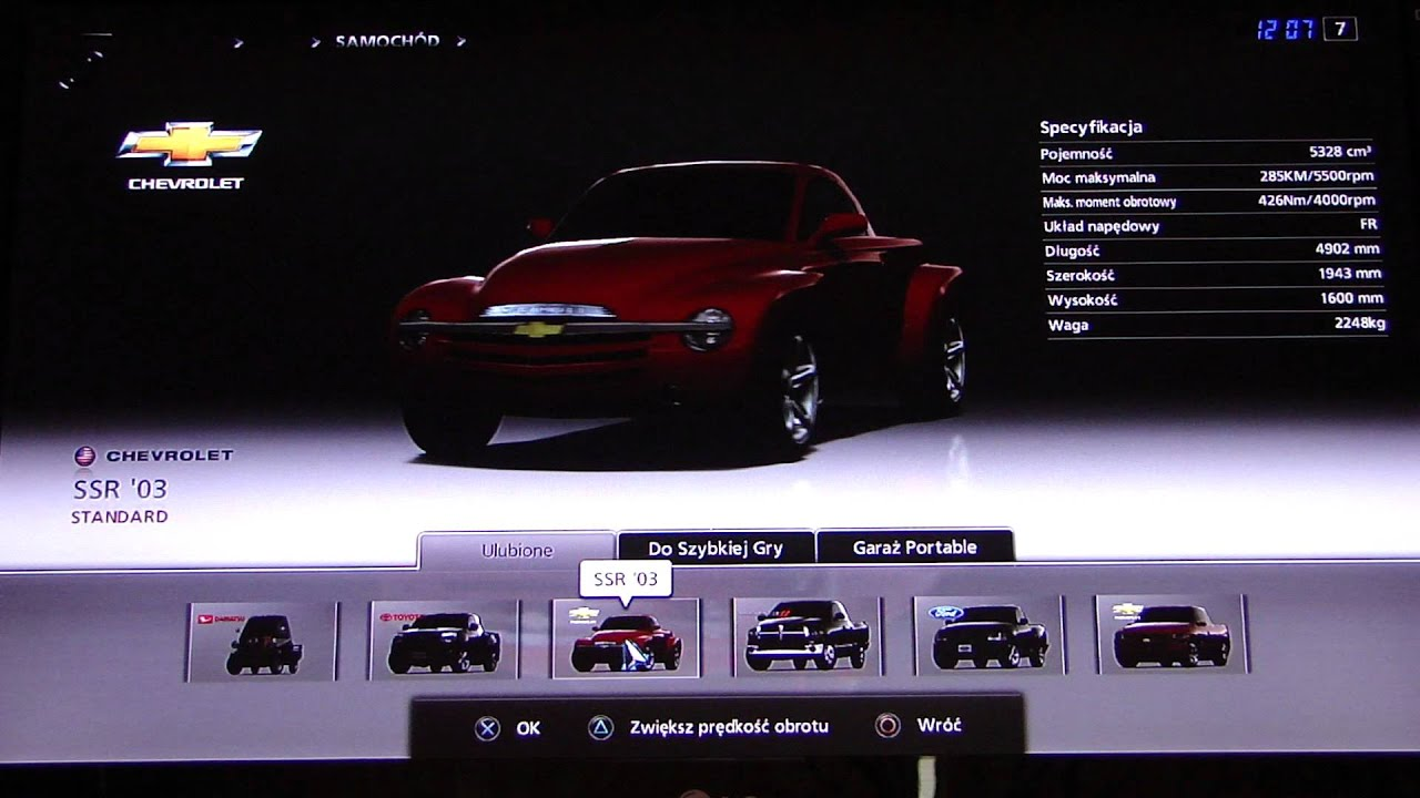 car list gran turismo 5 wiki guide ign autos post. Black Bedroom Furniture Sets. Home Design Ideas
