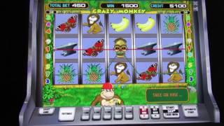 Как я выиграл в Crazy Monkey в онлайн АЗИНО ТРИ ТОПОРА 777