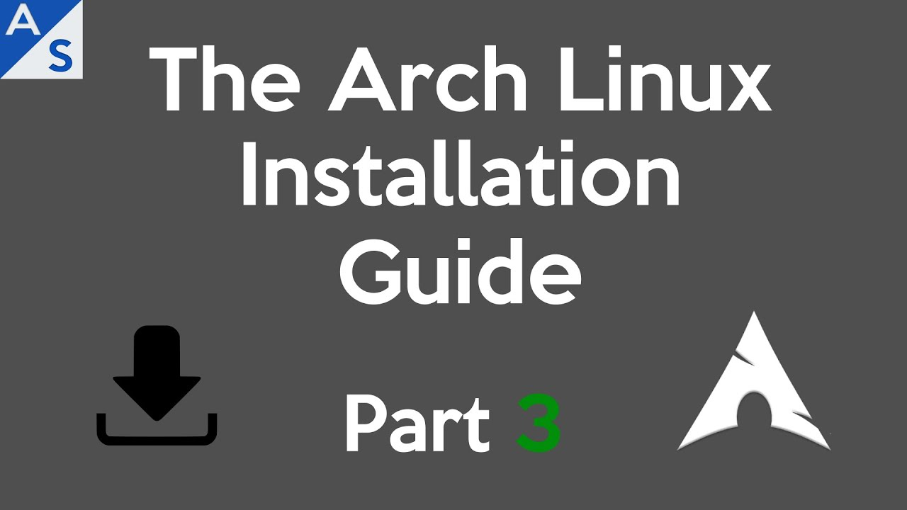the arch linux installation guide part 3 outdated youtube rh youtube com archlinux i3 guide archlinux install guide