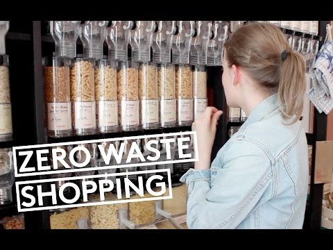 Zero Waste Food Shopping In Vienna @Lunzers