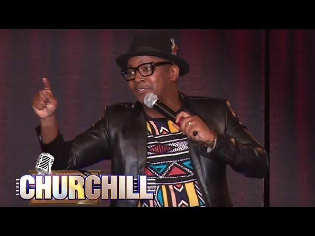 Ndumiso Lindi: Laugh Festival Africa