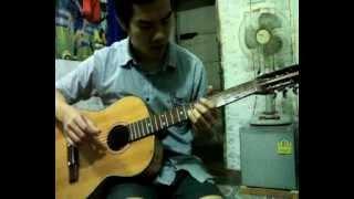 Hướng dẫn Em về tinh khôi - guitar by 242anh
