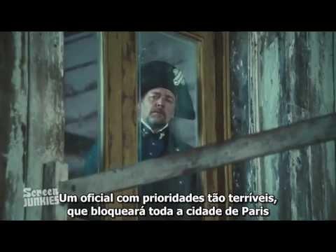 Trailer do filme Os Miseraveis - O Musical