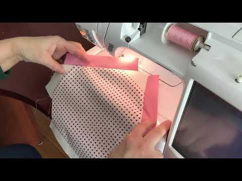 Sewing the Octagon Sashing, Finishing Details