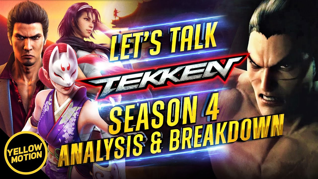 Let S Talk Tekken Are Jun Kazama Kunimitsu And Kiryu Teased