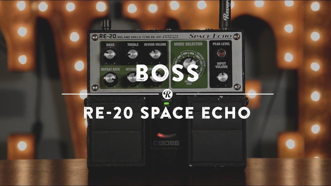 Boss Re 20 : boss re 20 space echo reverb demo video youtube ~ Hamham.info Haus und Dekorationen