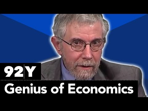 Thomas Piketty, Paul Krugman and Joseph Stiglitz: The Genius of Economics