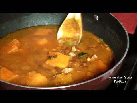 puertorican red beans habichuelas coloradas youtube rh youtube com