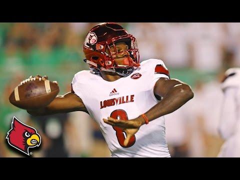 Lamar Jackson: 7 TDs vs. Marshall