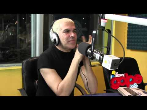 Paolo Divaldi hablando