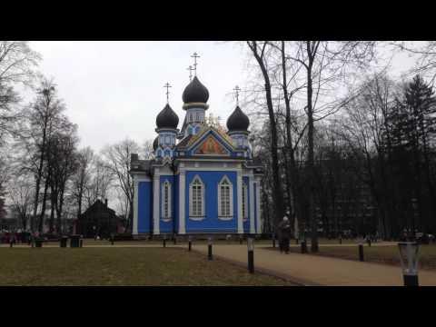 The trip to Druskininkai, Lithuania