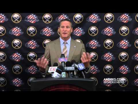 Randy Cunneyworth Press Conference