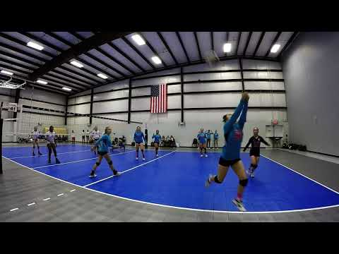 Power League Texas Eastside Volleyball Club 14s