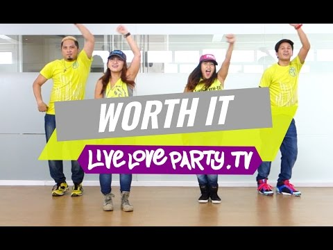 Worth It | Zumba® | Dance Fitness | Live Love Party