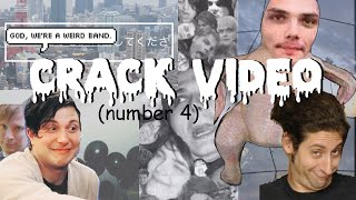 MCR/P!ATD/FOB/TØP crack video (#4)
