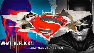 Batman v Superman: Dawn of Justice Official Review *MAJOR SPOILER WARNING*