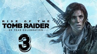 [Gameplay] RISE OF THE TOMB RAIDER - Episodio 3 - Bosque siberiano y barco de hielo