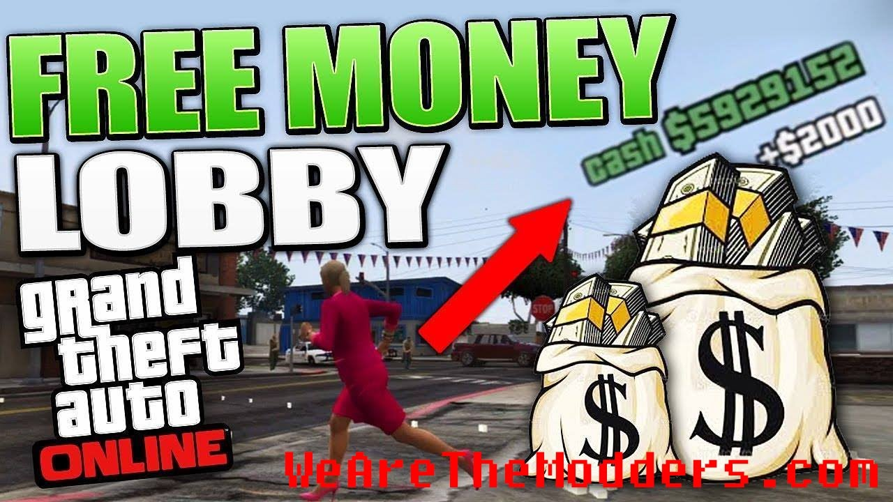PS3 GTA 5 Free money drop by joining my discord! (check Disc)