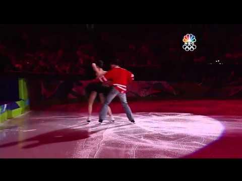 [HD]Tessa Virtue & Scott Moir EX 2010 Vancouver Olympics