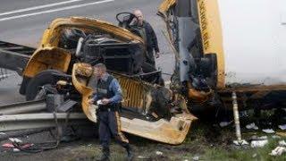 New Jersey school bus accident leaves student, teacher dead