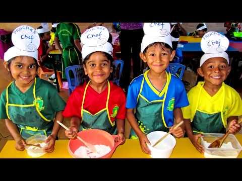 Hampton School Mauritius Pupils Celebrate Pancake Day 2017