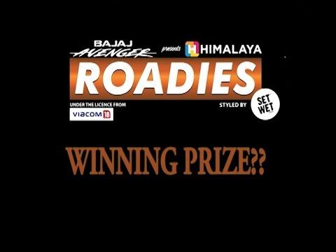 Himalaya Roadies Prize Amount for Season 1 (LIVON-THE EVENING SHOW AT SIX)