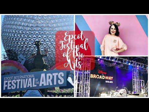 Disney World Vlog January 2018 | Epcot Festival of the Arts