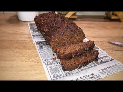 le-banana-bread-au-chocolat-/-recette-healthy-sans-œuf-et-sans-beurre