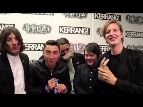 Relentless Kerrang! Awards 2015 - Bring Me The Horizon - Best British Band!