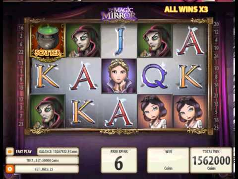 Magic mirror slot machine lucky creek no deposit bonuses