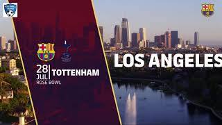 Fc barcelona usa summer tour 2018 -